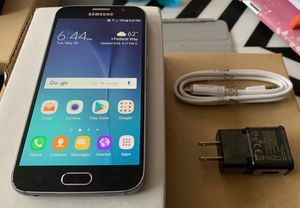 Samsung Galaxy S6  T-Mobile metroPcs 64gb Smart Phone Unlocked for Sale in Federal Way, WA