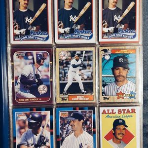 ☆DON MATTINGLY BASEBALL CARDS☆ for Sale in Columbus, OH