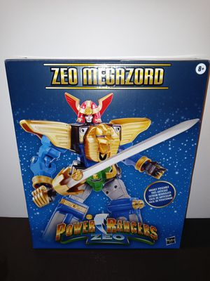"Power Rangers Lightning Collection Zeo Megazord 12"" Action Figure for Sale in Fullerton, CA"