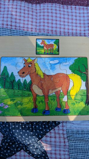 Puzzle Set for Sale in Sumner, WA
