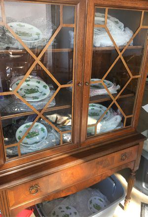 Antique china hutch for Sale in Henderson, NV