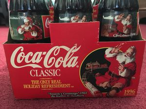 1996 coca-Cola classic. The only real holiday refreshment. for Sale in San Leandro, CA