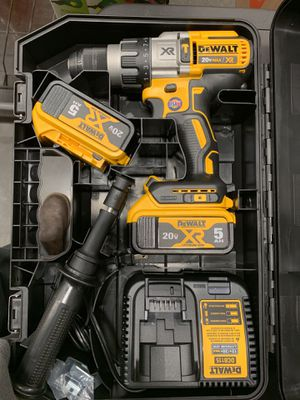 Dewalt Premium Brushless Hammer Drill (Model# DCD996B) BRAND NEW! for Sale in Hattiesburg, MS