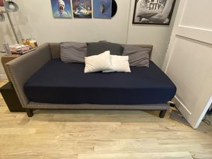 Twin XL Bed/Couch For Sale for Sale in Guttenberg, NJ