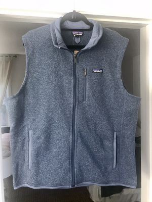 NWT Patagonia Men's Better Sweater Fleece Vest XL for Sale in San Diego, CA