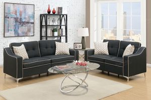 2PCS Sofa/Loveseat Set for Sale in Hialeah, FL