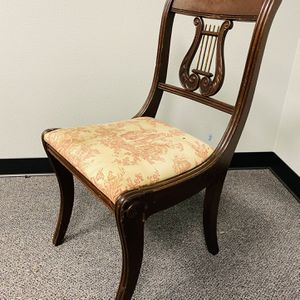 Duncan Phyfe Style Chair for Sale in Portland, OR