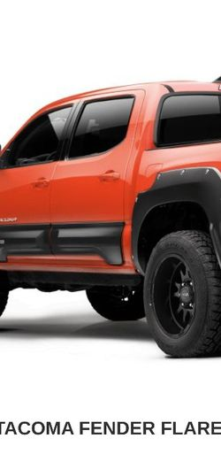 AirDesign Fender Flare and Door Rocker Pannel for 16-20 Toyota Tacoma for Sale in Anaheim,  CA