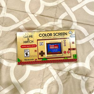 NEW Game & Watch Color Screen Super Mario Bros for Sale in Fullerton, CA