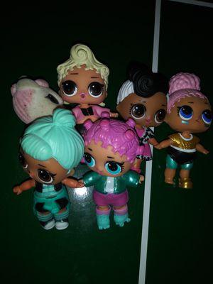 Lol dolls for Sale in Rialto, CA