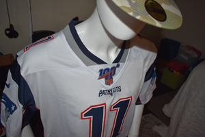 Patriots jerseys 100th Anniversary jersey. Small to 3XL pick up or ship for Sale in Boston, MA