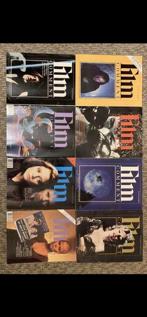 Film Comment Vintage Magazines for Sale in Tucson, AZ