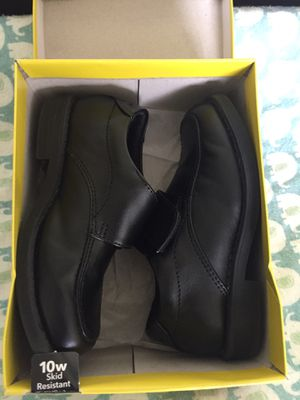 Smartfit boys size 10W used once for Sale in San Diego, CA