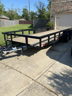 2021 Utility Trailer 20ft for Sale in Houston, TX