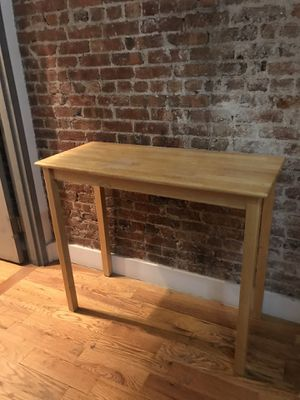 PERFECT TALL TABLE!! for Sale in Brooklyn, NY