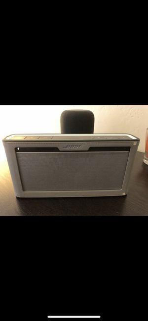 BOSE SoundLink Bluetooth Speaker III for Sale in Salt Lake City, UT