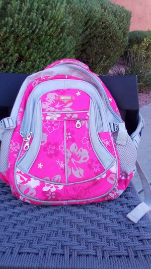 Backpack pink made by Ruipai in good condition for Sale in Phoenix, AZ