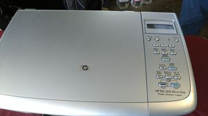 HP PSC1600 ALL ON ONE PRINTER SCANNER COPIER for Sale in Ocean Shores, WA
