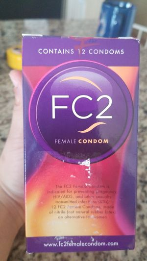 Female condoms for Sale in Glendale, AZ