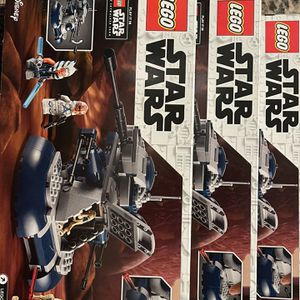 5 LEGO Star Wars: The Clone Wars Armored Assault Tank (AAT) 75283 Building Kit, Awesome Construction Toy for Kids with Ahsoka Tano Plus Battle Droid A for Sale in Los Angeles, CA