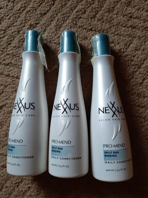 Nexxus Pro-Mend Split End Binding Daily Conditioner for Sale in Kendallville, IN