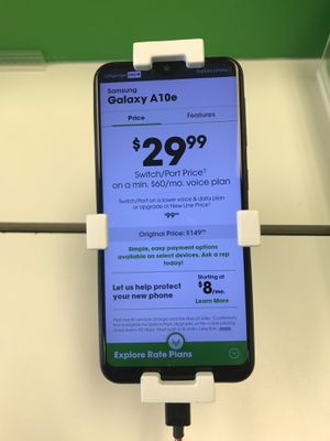 Samsung Galaxy A10E for Sale in Abilene, TX