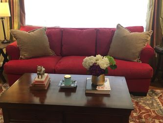 Red Couch For Sale for Sale in Dallas,  TX