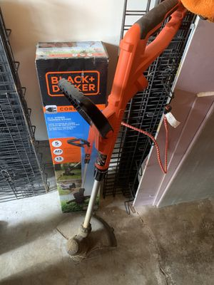 Black+Decker Corded weed eater for Sale in Jacksonville, NC