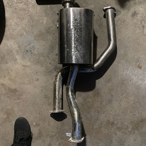 yonaka exhaust and acura integra parts for Sale in Elgin, IL
