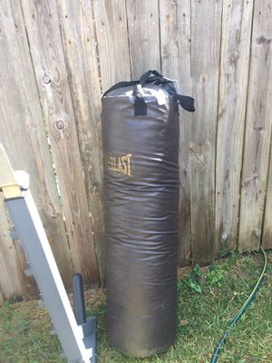 Punching bag for Sale in Austin, TX