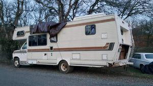 1984 Ford Motorhome for Sale in Corning, CA