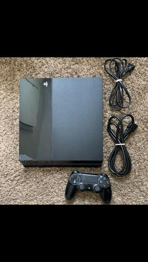 PS4 for Sale in Winters, TX