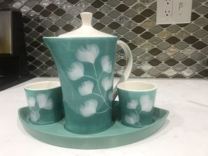 Teacup and teapot set for Sale in Washington, DC