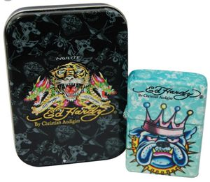 "Ed Hardy ""zippo"" Oil Lighter NEW IN BOX Bulldog King Flip-Top for Sale in Grand Prairie, TX"