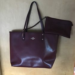 Coach Tote With Detachable Bag for Sale in Chicago,  IL