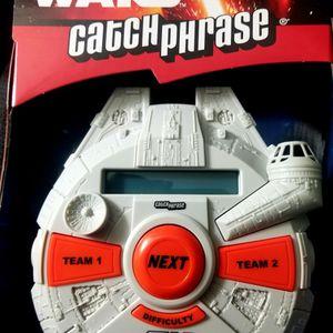 Star Wars Catch Phrase Game for Sale in Upper Marlboro, MD