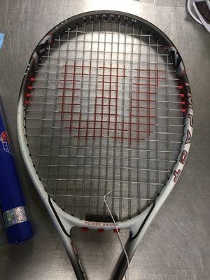 Wilson Impact Soft Shock Tennis Racket for Sale in Marlboro Township, NJ