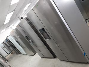 Top and bottom, side by side, French door refrigerators,brand new,scratch and dents (sunrise) for Sale in Oakland Park, FL