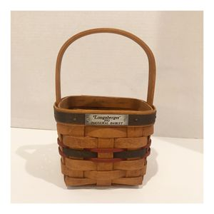 Longaberger 1993 Inaugural Basket for Sale in Roslyn Heights, NY