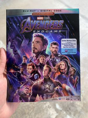 Avengers Endgame Blu-Ray for Sale in Los Angeles, CA