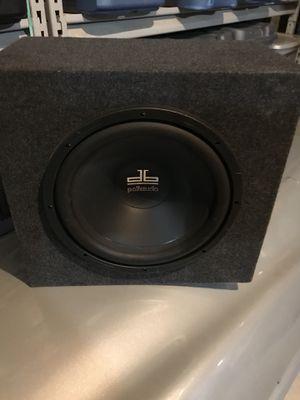 Polk Audio 12 inch subwoofer for Sale in Arrington, TN
