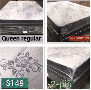 Queen set for Sale in Fresno, CA