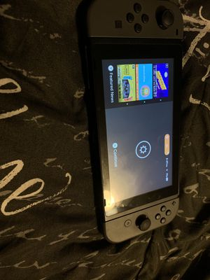 Nintendo Switch Console Only for Sale in Detroit, MI