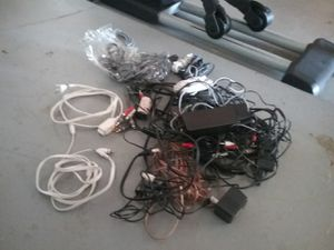 Bunch of cords for Sale in Hayward, CA