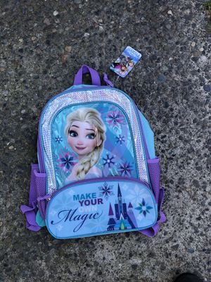 ELSA BACK PACK for Sale in Tacoma, WA