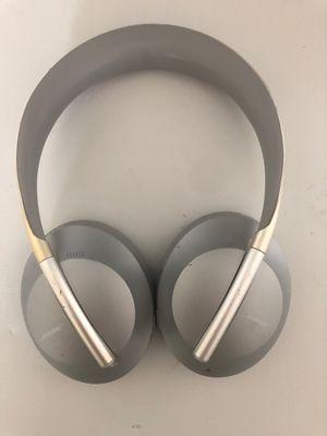 Bose 700 Noise Cancelling Wireless Headphones for Sale in Scottsdale, AZ