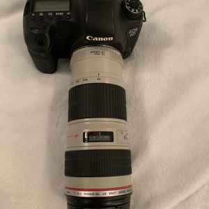 Canon 6d And 70-200mm 1:4 for Sale in West Palm Beach, FL