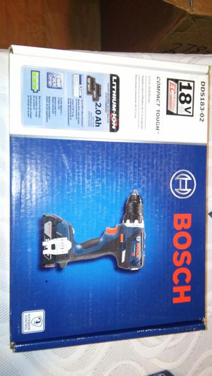 Bosch drill for Sale in Bloomington, IN