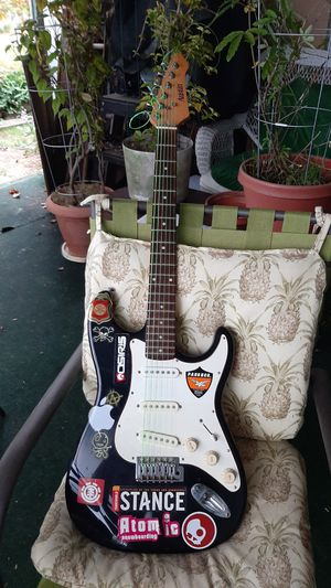 Austin Stratocaster Electric Guitar for Sale in Middlefield, CT