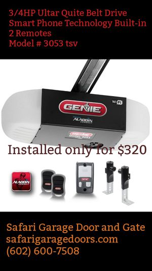 Garage door opener, Genie 3053 for Sale in Phoenix, AZ